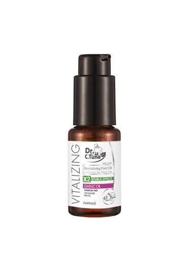 Farmasi Dr. C. Tuna Vitalizing Sarımsak Besleyici Saç Bakım Yağı-30Ml Renksiz